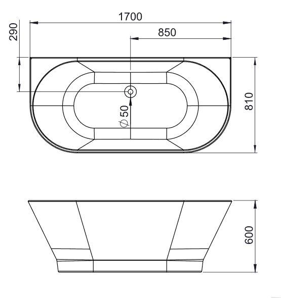 810 diagramă de potrivire